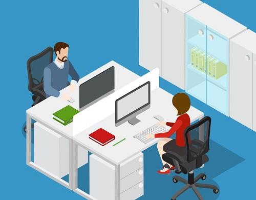 administratief medewerker/telefonist
